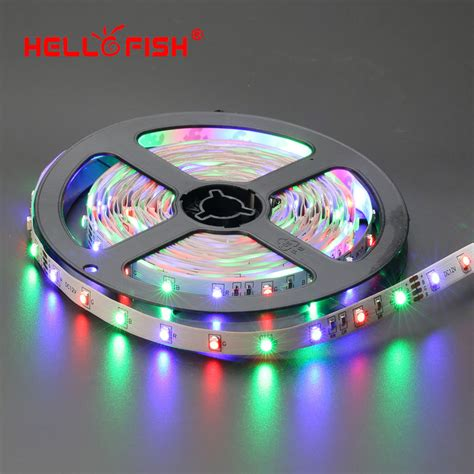 Led Flexibel 5 Meter 3528 300 Led Hijau hello ikan 5 m 300 led smd 3528 led 12 v fleksibel