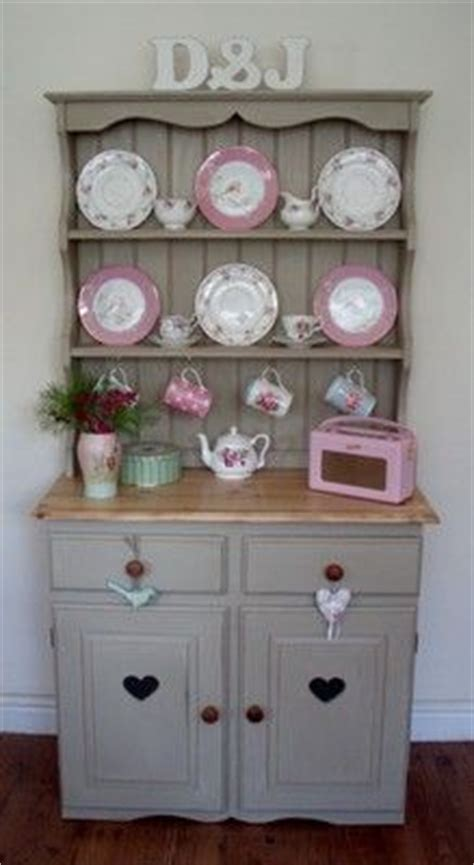 Shabby Chic Kitchen Dresser by Shabby Chic Painted Pine Country Farmhouse Kitchen