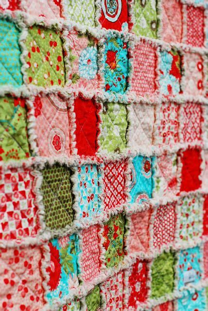 How To Make A Quilt At Home by Rag Quilts