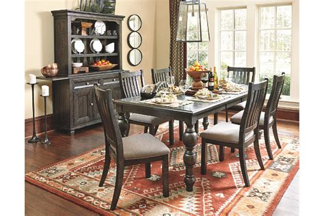 townser dining room table furniture homestore