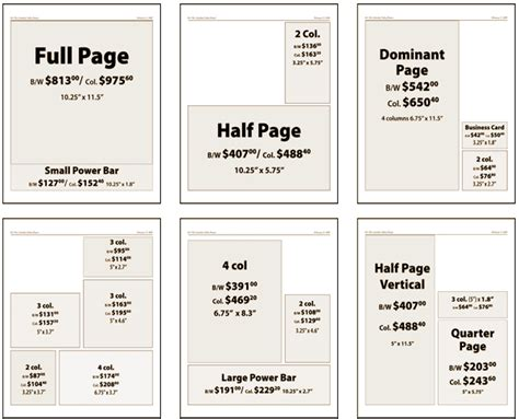 layout of newspaper advertisement the wright kind of a level media blog layout for a