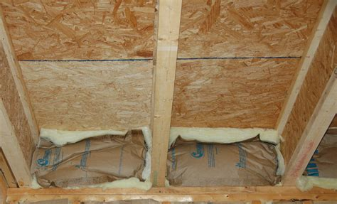 insulating basement joists floor above unconditioned basement or vented crawlspace