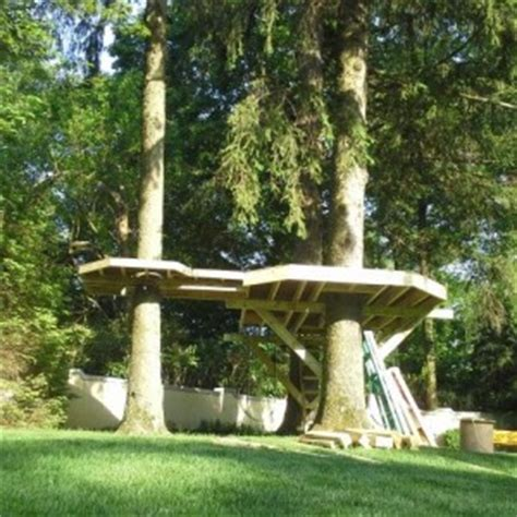 Kids Backyard Forts Scarsdale New York Treehouse Tree Houses By Tree Top