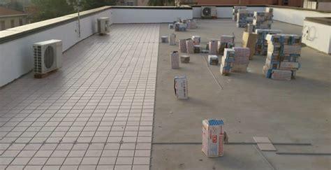 isolamento termico terrazzo isolamento termico lastrico solare condominiale semplice