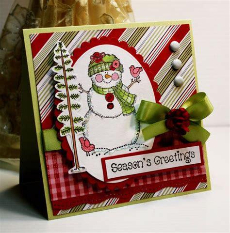 Handmade Merry Cards - card handmade greeting card season s
