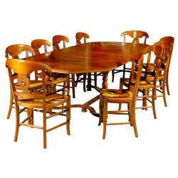 Country french dining table and chairs for sale at 1stdibs