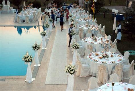 poolside weddings poolside wedding decoration pool