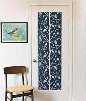 how to decorate your bedroom door decorate your door panel using stylish patterns home
