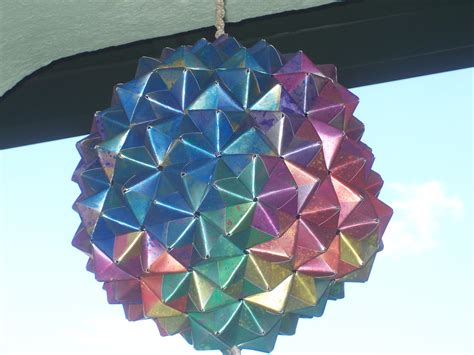 Origami Buckyball - bucky origami choice image craft decoration ideas