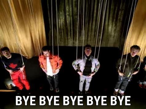 Bye Bye by Bye Bye Bye Cover Lyrics N Sync Song In Images
