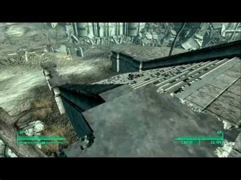 fallout 3 white house how to get to the white house in fallout 3 from the national mall youtube