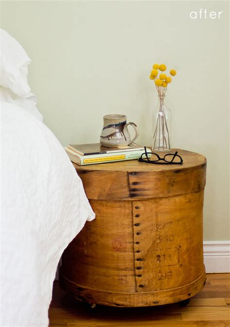 unique bedside tables add a little charm to your bedroom with a unique diy