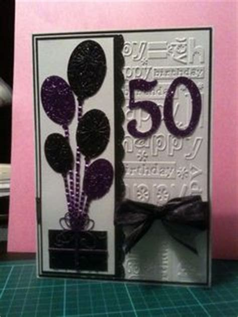 Handmade 50th Birthday Card Ideas - 1000 images about 50th birthday ideas on