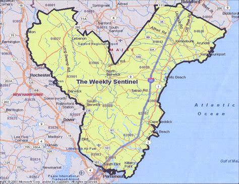 South Berwick Kittery York Me The Weekly Sentinel Circulation