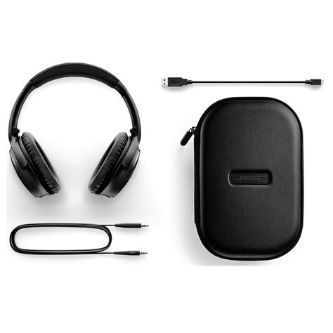 X One Headphone Bluetooth Qc35 Headset Diskon bose qc35 headphones black bluetooth noise cancelling suites iphone 6s 7 ebay