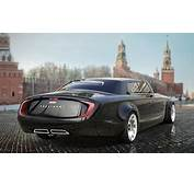 Putins New Limo Top 10 Russian Made Designs In Online Contest — RT