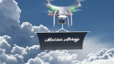 Drone Logo Opener After Effects Templates On Vimeo After Effects Drone Template