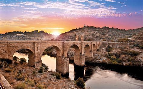 el puente de alcntara el taller de atenea puente de alc 225 ntara