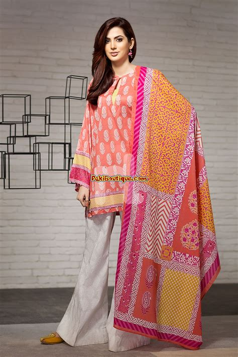 design dress lown 2015 nishat linen summer volume i 2018 latest pakistani