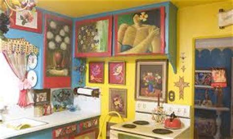 funky kitchen cabinets beachnut whimsical kitchens