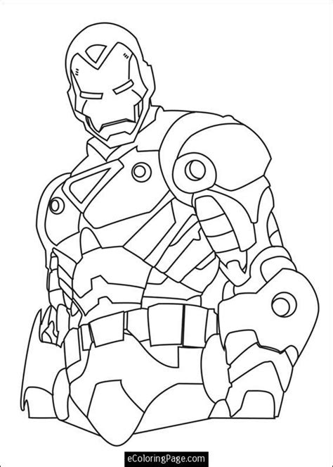 marvel coloring pages adults marvel superhero ironman coloring page projects to try