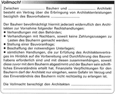 Muster Honorarangebot Kommentierter Musterarchitektenvertrag Der Architektenvertrag Teil Ii