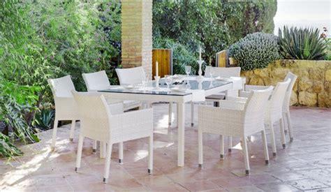 conjunto comedor jardin comedor para exteriores de 8 personas