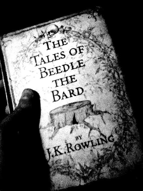The Tales of Beedle The Bard by xRhiRhix on deviantART