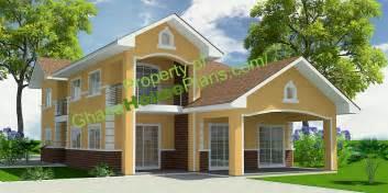 ghana house plans tulip house plan five bedroom house in