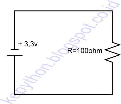 Resistor Tahanan 10 Ohm 0 25 Watt kepython september 2015
