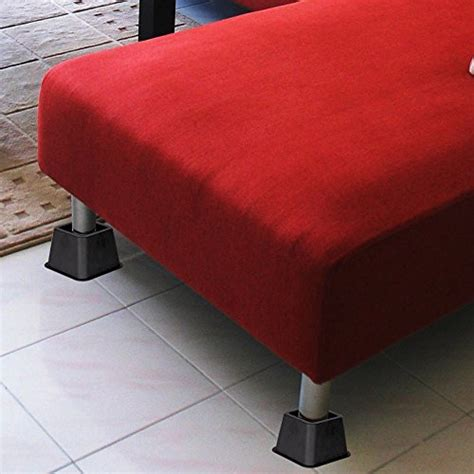 3 inch bed risers duracasa bed risers or furniture riser 3 inches heavy