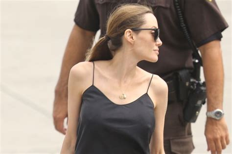 angelina jolie looks great after her double mastectomy
