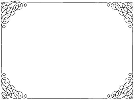 wilton ms word templates silver border place cards template black and silver funeral borders pictures to pin on