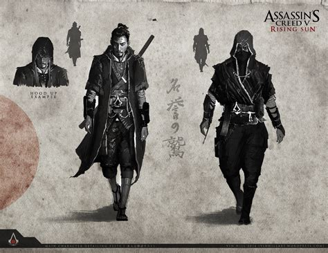 looks like this is what a japanese assassin s creed looks like nowgamer