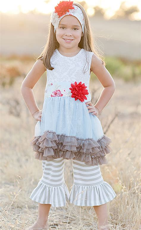 Wedding Bells Giggle Moon by Giggle Moon Baby Designer Clothing Adorable Clothes