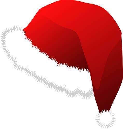 santa claus hat clip art at clker com vector clip art