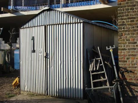 Shed Sheet Metal by Creative Building Supply