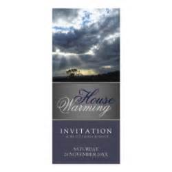 blessing invitation house blessing invitations announcements zazzle