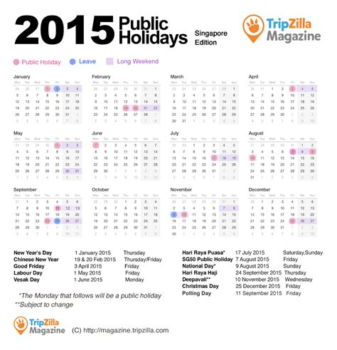printable calendar 2015 sg annual holiday calendar 2013 calendar template 2016