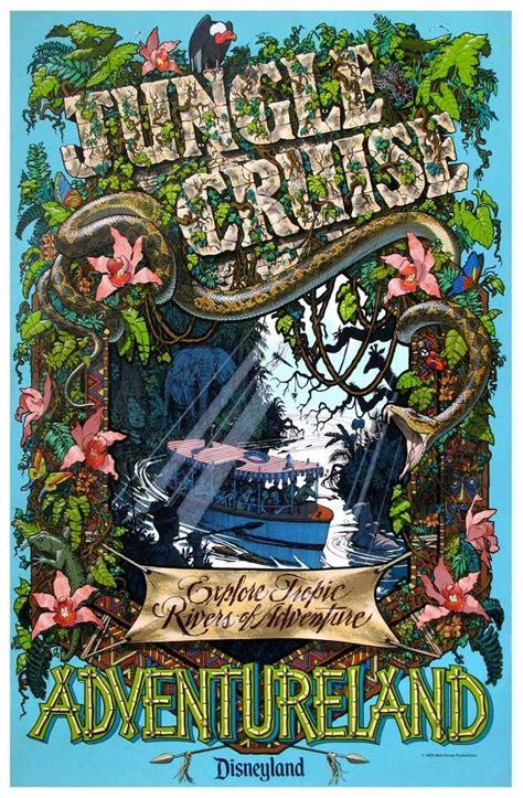 17 best images about disney adventureland on 17 best images about disneyland resorts attraction posters