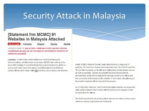 Cctv In Malaysia e commerce integration and implementation issues