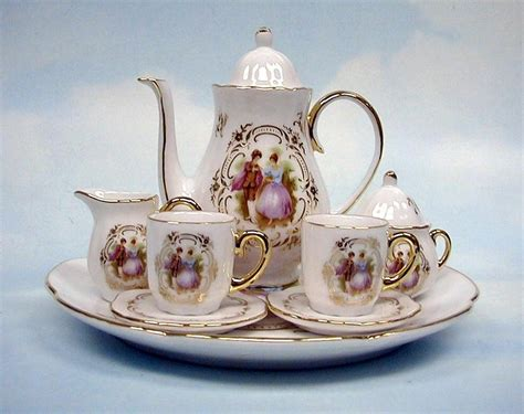 Classic Lovely Tea Sets by I Invite You To Tea But Which Vintage Tea Set Would You