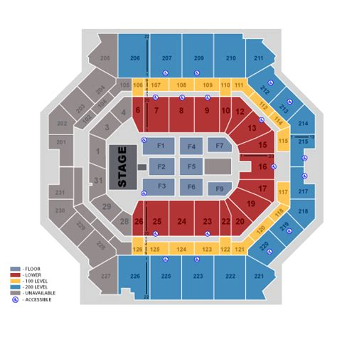 barclays center seating chart disney on let s celebrate november 13 tickets