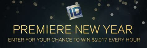 Discovery Investigation Giveaway - investigation discovery new year day sweepstakes hourly codes