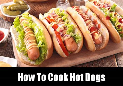 how to bake dogs how to cook dogs kitchensanity