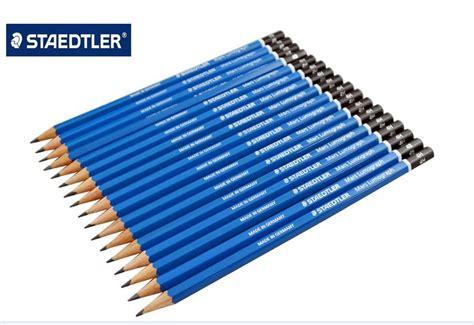Lu 16 Set aliexpress buy staedtler mars lumograph graphite drawing and sketching pencils 100 g12