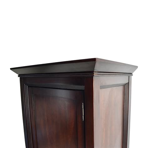 jewelry armoire macys 74 off macy s macy s tall armoire storage