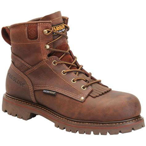 composite toe boots for s carolina 174 6 quot waterproof composite toe boots 183967