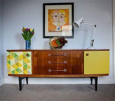 60s style furniture retro vintage teak mid century danish style chest