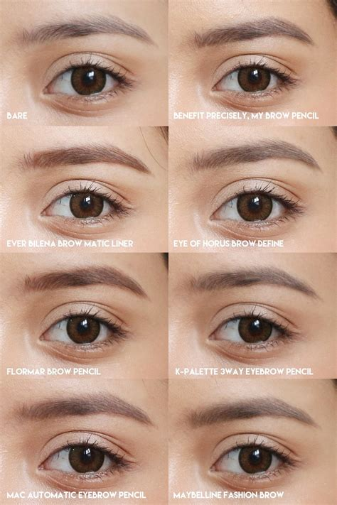 Jual Makeover Eyebrow Pencil by Benefits Eyebrow Pencil Choice Image Eye Makeup Ideas